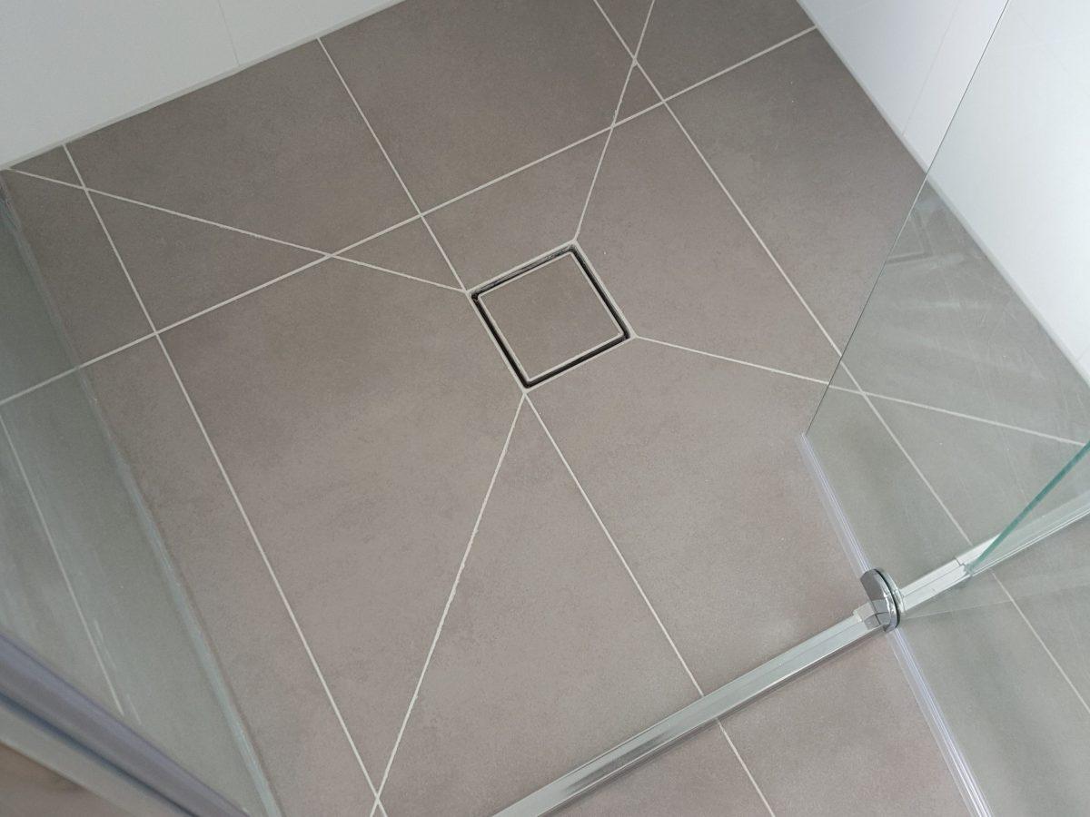 Shower Repairs and Waterproofing